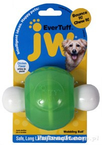 EverTuff Wobbling Ball/Medium/green