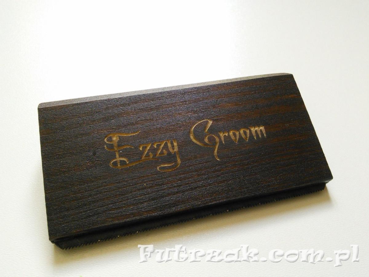 Super EzzyGroom-szczotka do wyczesywania sierści miękkiej/twardej LM87