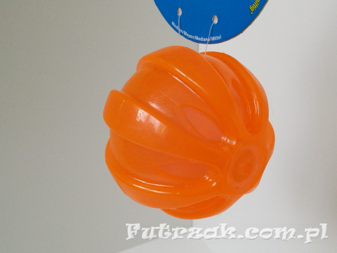 Play Place Squeaky Ball/Medium/orange