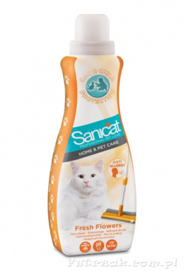 Sanicat Fresh Flowers Floor Cleaner/1l