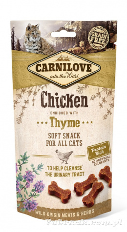 Carnilove Chicken with Thyme/50g