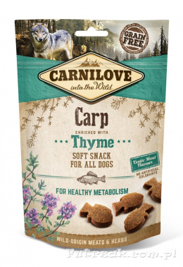 Carnilove Carp with Thyme/200g