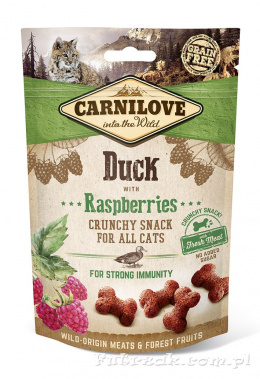 Carnilove Duck with Raspberries/50g