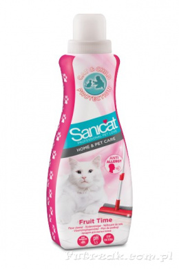 Sanicat Fruit Time Floor Cleaner/1l