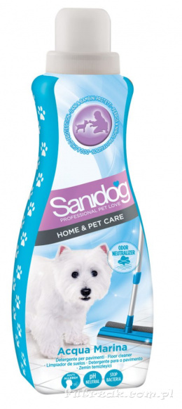 Sanidog Clear Oxygen Floor Cleaner/1l
