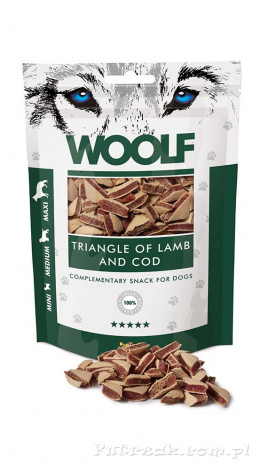 WOOLF-Triangle of Lamb and Cod