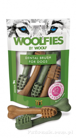 WOOLFIES Dental Brush-M/200g
