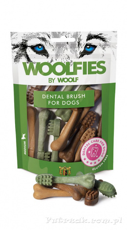 WOOLFIES Dental Brush-S/200g